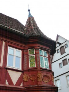 Old old building, Rothenburg