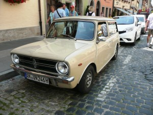 Not a Trabant, but a Lada?