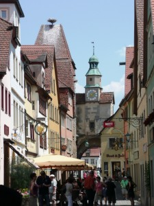 In Rothenburg