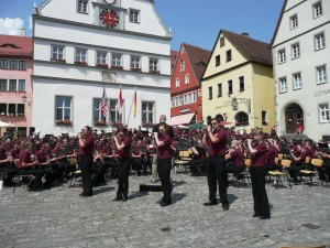 Arizona Ambassadors of Music, Rothenburg