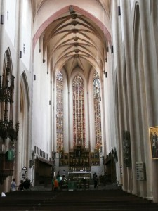 St Jakob's, Rothenburg