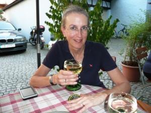 Dinner in Rothenburg