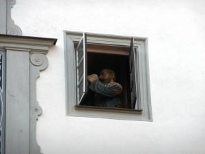 "The ""Meistertrunk"", Rothenburg"