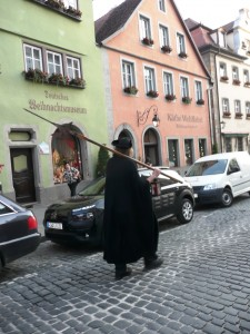The Night Watchman, Rothenburg