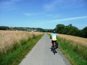 Along the Main Radweg