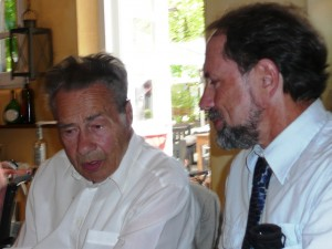 Johannes and Robert