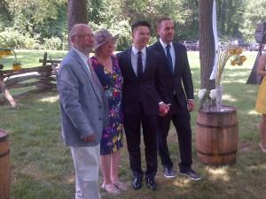 Bob, Pam, Linh, Nick