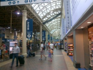 At DC Union Station
