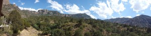 Chisos Mountains, Big Bend NP