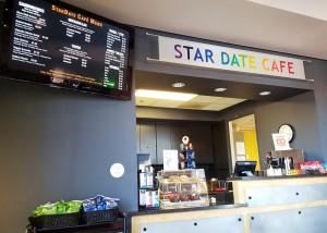 Star Date Cafe, McDonald Observatory