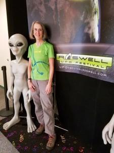 Visiting aliens in Ruidoso NM