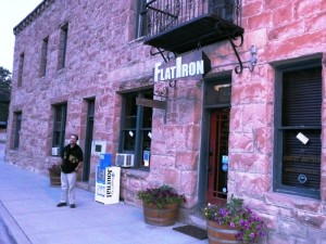 FlatIron Historic Inn, Hot Springs SD