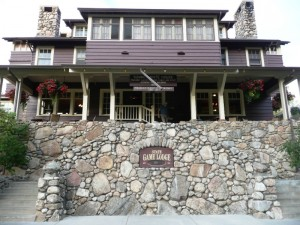 State Game Lodge, Custer State Park