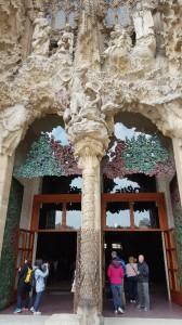 Sagrada Família, Nativity Facade