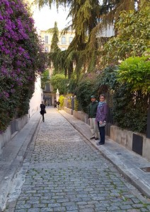 A L'Eixample neighborhood, on the Rick Steves' walk
