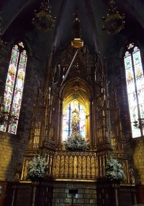 Church of the Holy Conception, L'Eixample