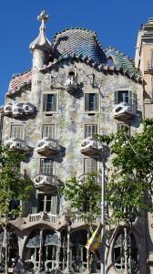 Casa Batlló by day