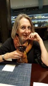 First wine!