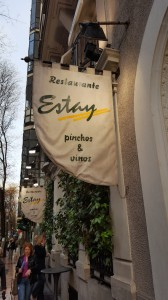 Estay Pinchos y Tapas bar