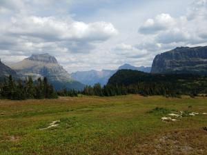 Logan Pass, Glacier NP