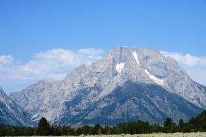 Mt Moran, Grand Teton NP