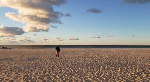Robert, Higbee Beach, Cape May