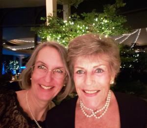 Liza and Peti Buehner