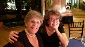 Peti and Margaret