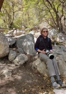 Smith Spring Trail, Guadalupe Mountains NP