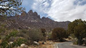 Organ Mountains Desert Peaks National Monument
