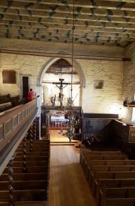 Vangskrykja, aka Voss Church