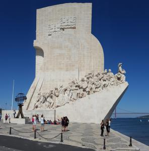 Monument to the Discoveries, Belém