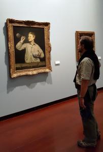 Gulbenkian Museum, Boy Blowing Bubbles, Manet