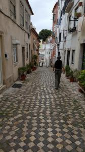 Strolling the Alfama