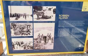 Robben Island info