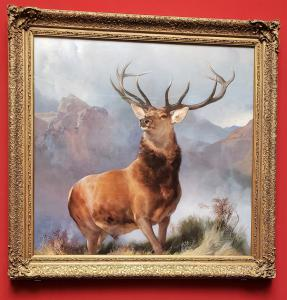 Monarch of the Glen, Edwin Landseer
