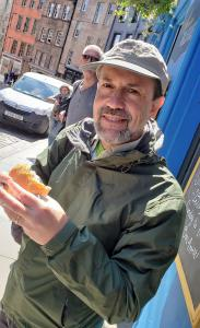 Lunch at Oink (Hog Roast Sandwiches)