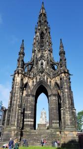 [Sir Walter] Scott Monument, Edinburgh