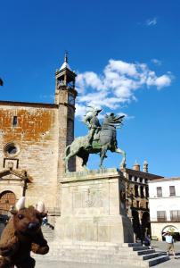 Trujillo, Plaza Mayor