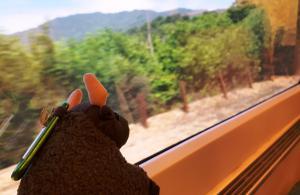 Train to Gijón