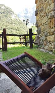 Relaxing at Rio Aliso
