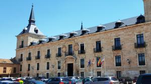 Parador de Lerma, formerly a ducal palace