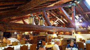 Las Vigas restaurant, Hotel Real Monasterio de San Zoilo