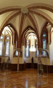 Episcopal palace in Astorga, designed by Antoni Gaudi