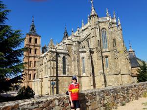 Astorga cathedral