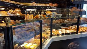 Bakery choices