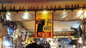 Tapas crawl! At Los Gatos, Calle de Jesús