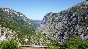 Picos de Europa, first day