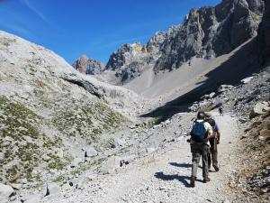 Hiking Fuente Dé