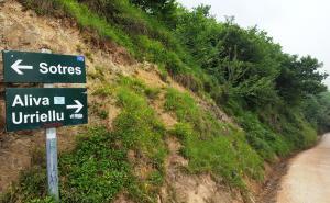 More hiking in the national park, on the Ruta de la Reconquista